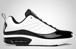 cmft viz air 13 LTR white+black