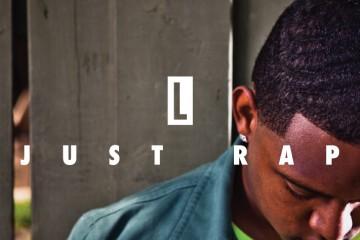 Just Rap MIXTAPE Cover