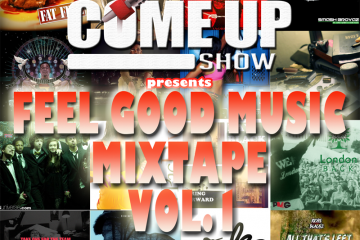 artwork_Come Up Show Flyer9
