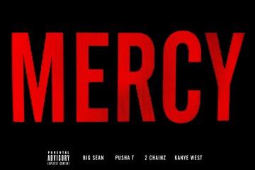 Mercy Kanye West Big Sean Pusha T 2 Chainz thecomeupshow