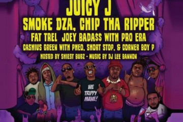 Smokers Club 2012 Tour