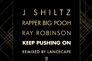 J Shiltz - Keep Pushing On