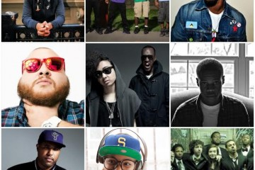 favourite come up artists
