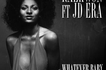 Raekwon ft. JD Era - Whatever Artwork