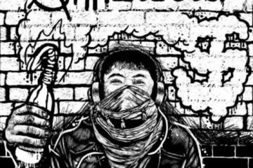 The-Anitheroes-ModernDayRiotArtwork