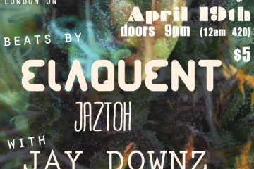 elaquent April 19th thecomeupshow