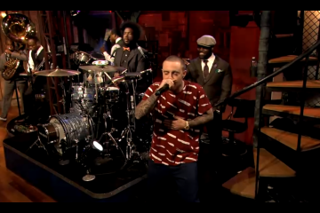 Mac Miller and The Roots SDS Video