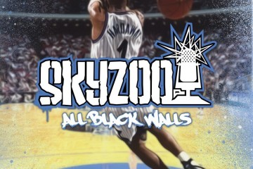Skyzoo - All Black Walls