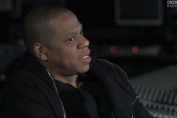 Jay Z Interview on BBC Radio 1