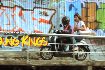 """The Airplane Boys - """"Young Kings"""""""