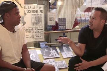 The Truth with Elliot Wilson interviews Jay Z