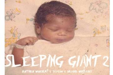AntMan Wonder - Sleeping Giant 2