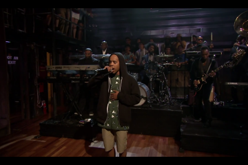 Earl Sweatshirt Burgundy Late Night Video