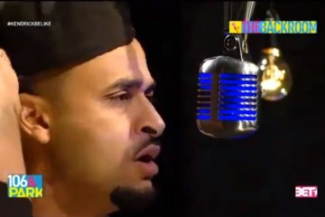 Locksmith on 106 and Park - The Backroom - Freestyle