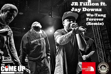 JR Fillion ft. Jay Downz - Wu Tang Forever (remix)