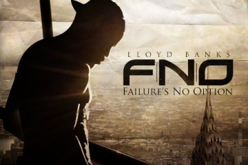 Lloyd_Banks - Failure's No Option (Front)