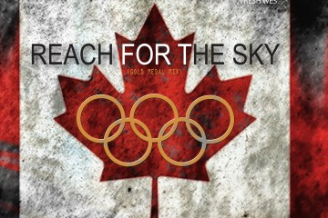 Reach for the Sky Olympic cover