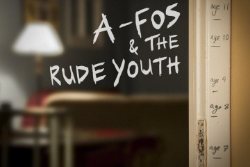 A-Fos & The Rude Youth - Trying To Be Better