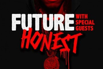 FutureHonestTourPoster