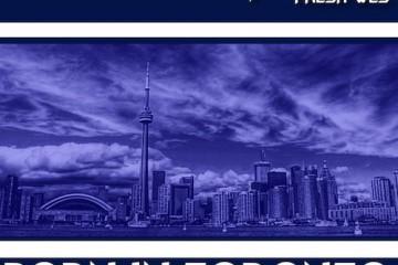 Born in Toronto
