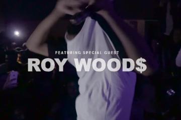 roy woods utm show