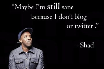 Shad quote pic