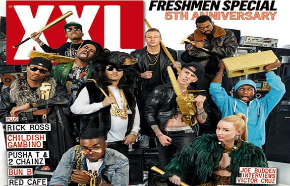 Xxl Magazine 2012 [News] XXL Magazine 5t...