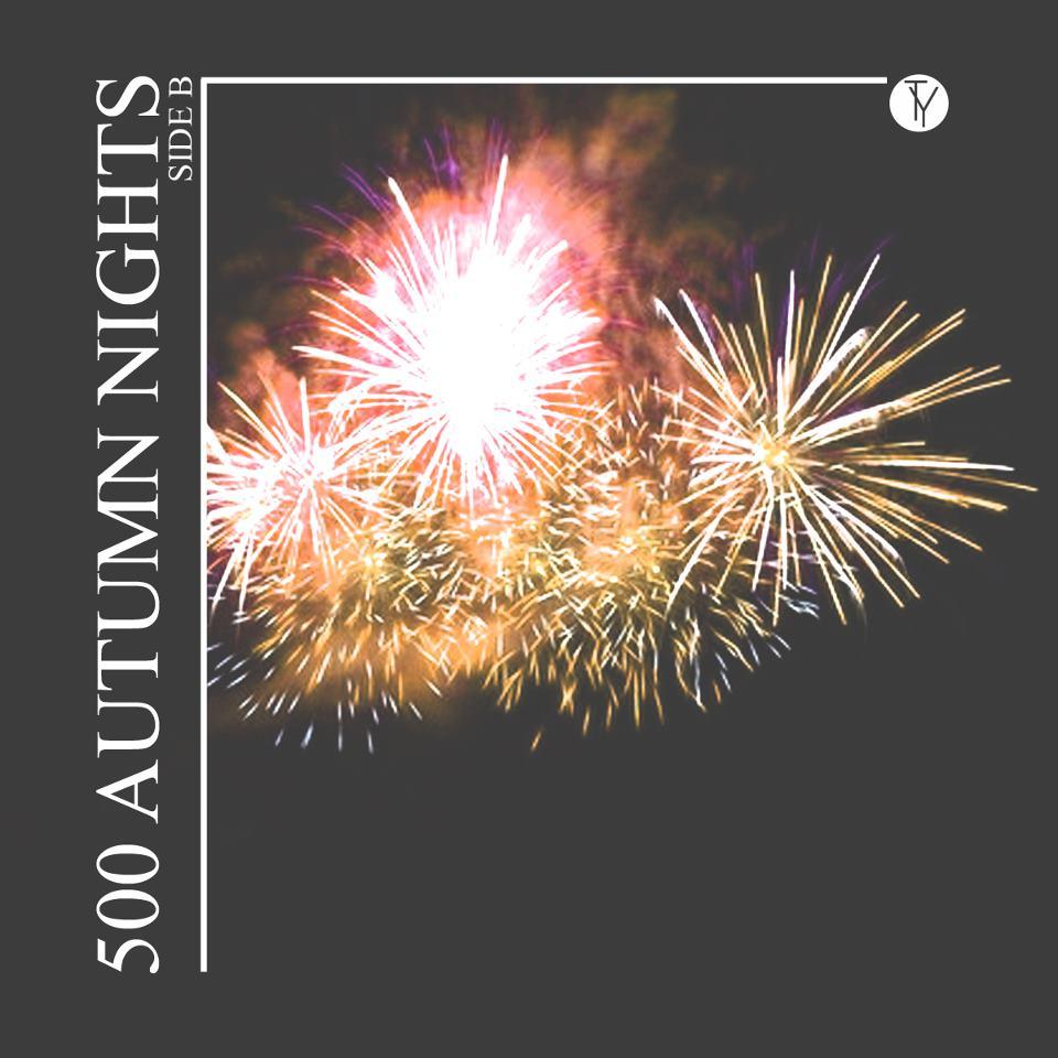 T.Y. - 500 Autumn Nights Album Cover