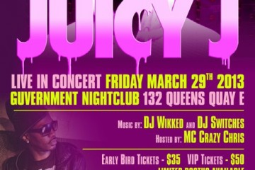 Juicy J The Guvernment