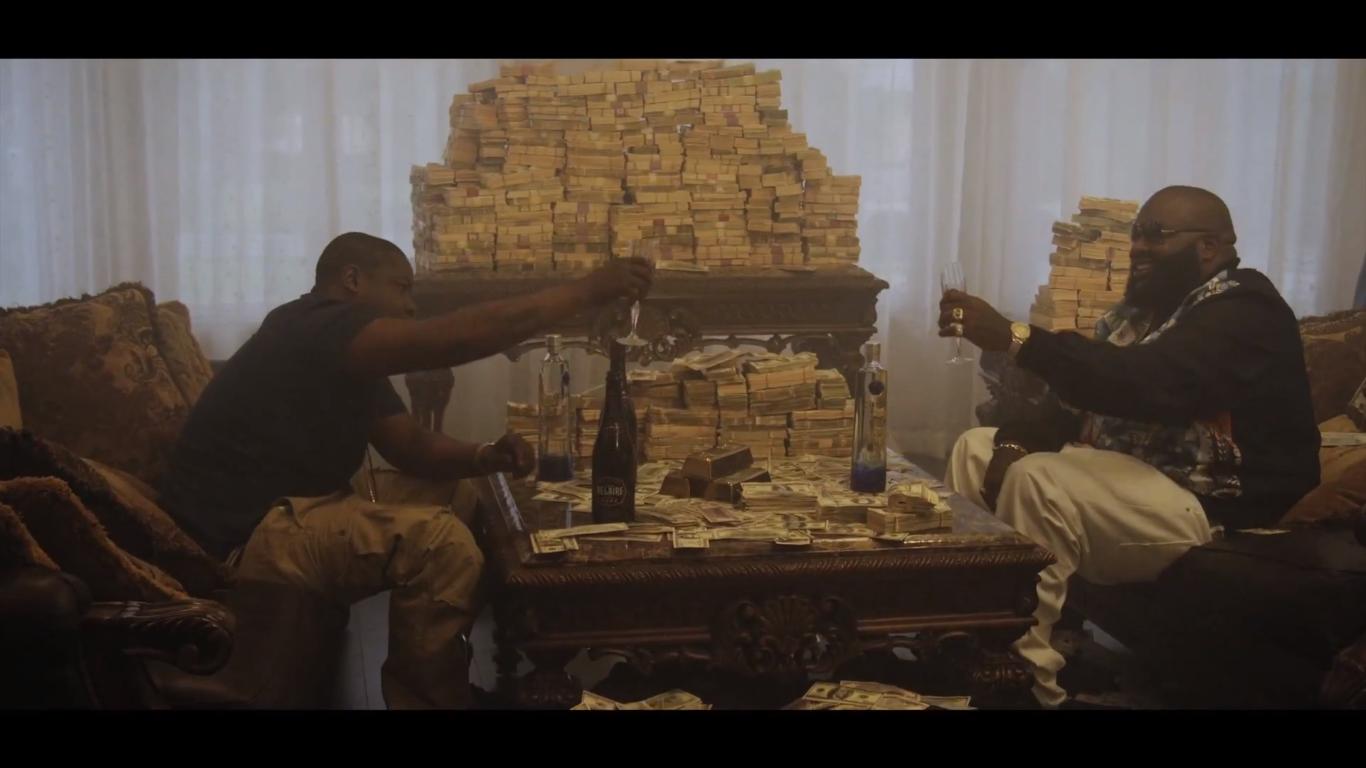 Video Rick Ross Ft Jadakiss Quot Oil Money Gang Quot Dir