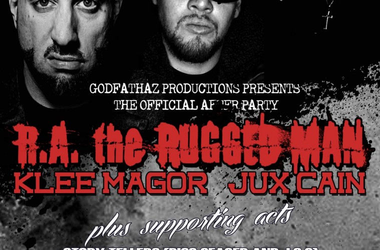 News R A The Rugged Man Announces Legends Never Tour