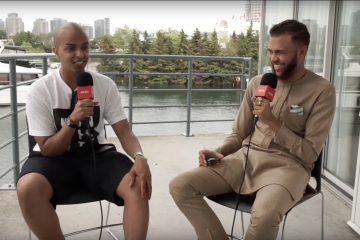 Jidenna and Chedo Interview